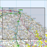 252 Norfolk Coast East Historical Mapping