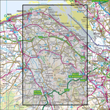 265 Clwydian Hills  Historical Mapping