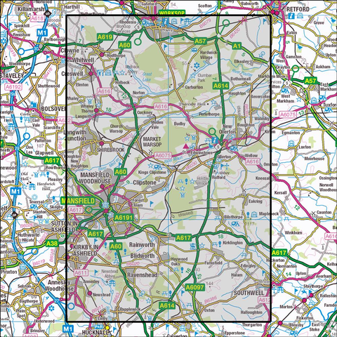 270 Sherwood Forest Historical Mapping - Anquet Maps