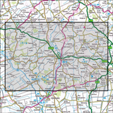 273 Lincolnshire Wolds South Historical Mapping
