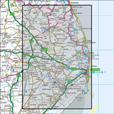 274 Skegness, Alford & Spilsby - Anquet Maps