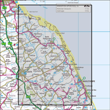 283 Louth & Mablethorpe Historical Mapping - Anquet Maps