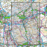 287 West Pennine Moors Historical Mapping