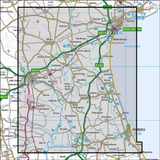 295 Bridlington, Driffield & Hornsea Historical Mapping - Anquet Maps