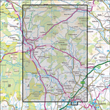 320 Castle Douglas, Loch Ken & New Galloway Historical Mapping - Anquet Maps