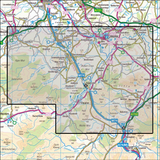 335 Lanark & Tinto Hills Historical Mapping - Anquet Maps