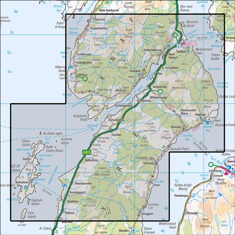 357 Kintyre North - Anquet Maps