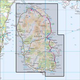 361 Isle of Arran - Anquet Maps