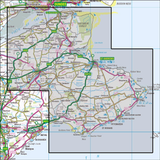 371 St Andrews & East Fife - Anquet Maps