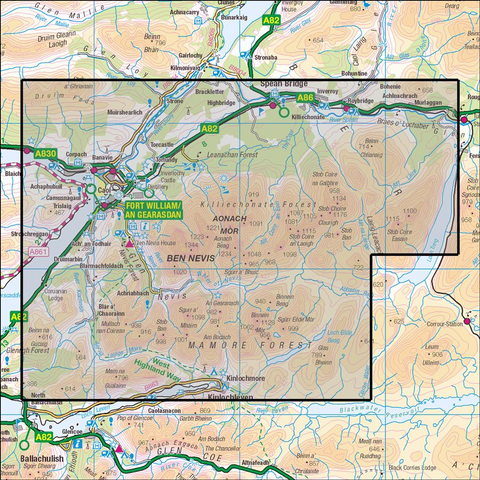 392 Ben Nevis & Fort William - OSVMLC