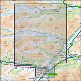 399 Loch Arkaig & Fort William Historical Mapping