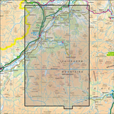 403 Cairn Gorm & Aviemore Historical Mapping - Anquet Maps