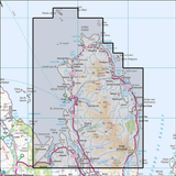 408 Skye - Trotternish & The Storr Historical Mapping