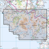 411 Skye - Cuillin Hills Historical Mapping