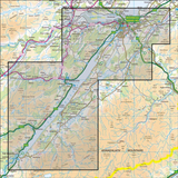 416 Inverness, Culloden Moor & Loch Ness Historical Mapping - Anquet Maps