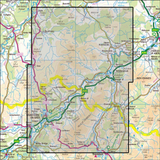 419 Grantown-on-Spey & Hills of Cromdale Historical Mapping