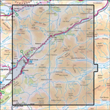 429 Glen Carron & West Monar Historical Mapping - Anquet Maps