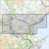 441 Lairg, Bonar Bridge & Golspie Historical Mapping