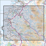 445 Foinaven, Arkle, Kylesku & Scourie Historical Mapping - Anquet Maps