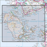 462 Orkney - Hoy, Flotta & South Walls - Anquet Maps