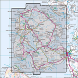 463 Orkney - West Mainland - Stromness & Tingwall - Anquet Maps