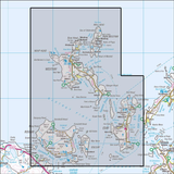 464 Orkney - Westray. Rousay & Eday Historical Mapping - Anquet Maps