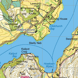 SW Yorkshire Dales Three Peaks - Anquet Maps