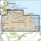 BMM North York Moors - Anquet Maps