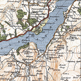 239 Lake Vyrnwy & Llanfyllin Historical Mapping - Anquet Maps