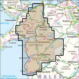 Snowdonia National Park - Anquet Maps