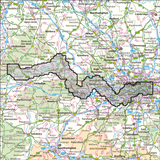 Thames Path National Trail - Anquet Maps