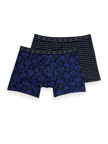Scotch & Soda Classic Boxers 157593 Combo D Scotch & Soda - 7 clothing Cardiff