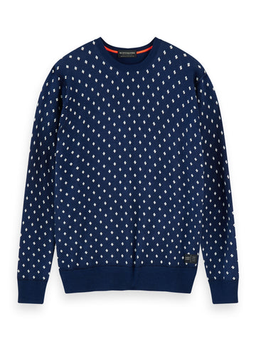 Scotch & Soda Crewneck Pull 155512 Scotch & Soda - 7clothing Cardiff
