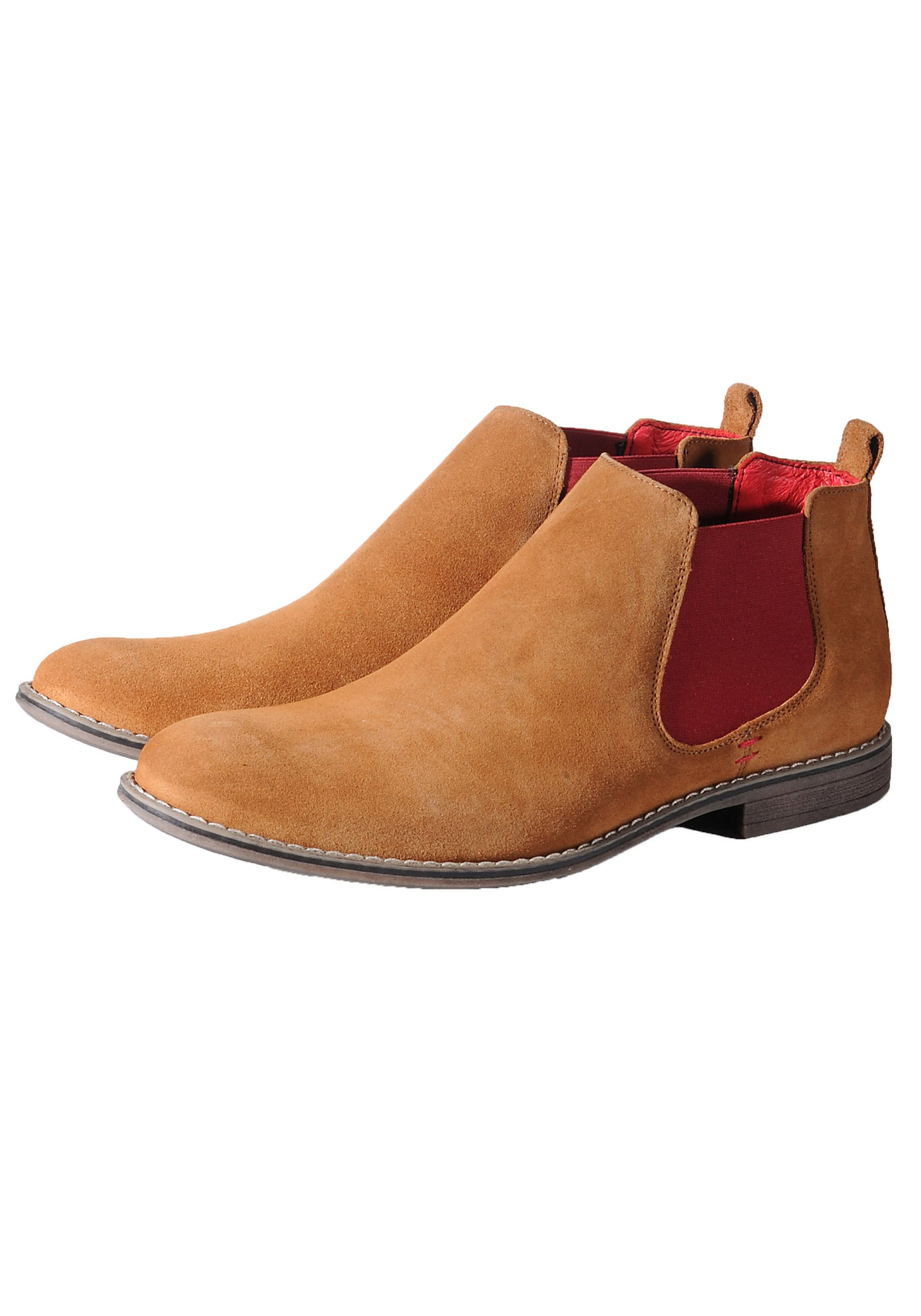 Lacuzzo Tan Chelsea Boot Lacuzzo - 7 clothing Cardiff