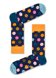 Happy Socks Big Dots BD01-6006 Happy Socks - 7 clothing Cardiff