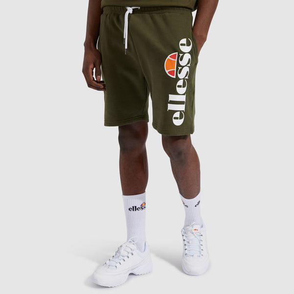 Ellesse Bossini Fleece Short Khaki SHS08748 - 7clothing