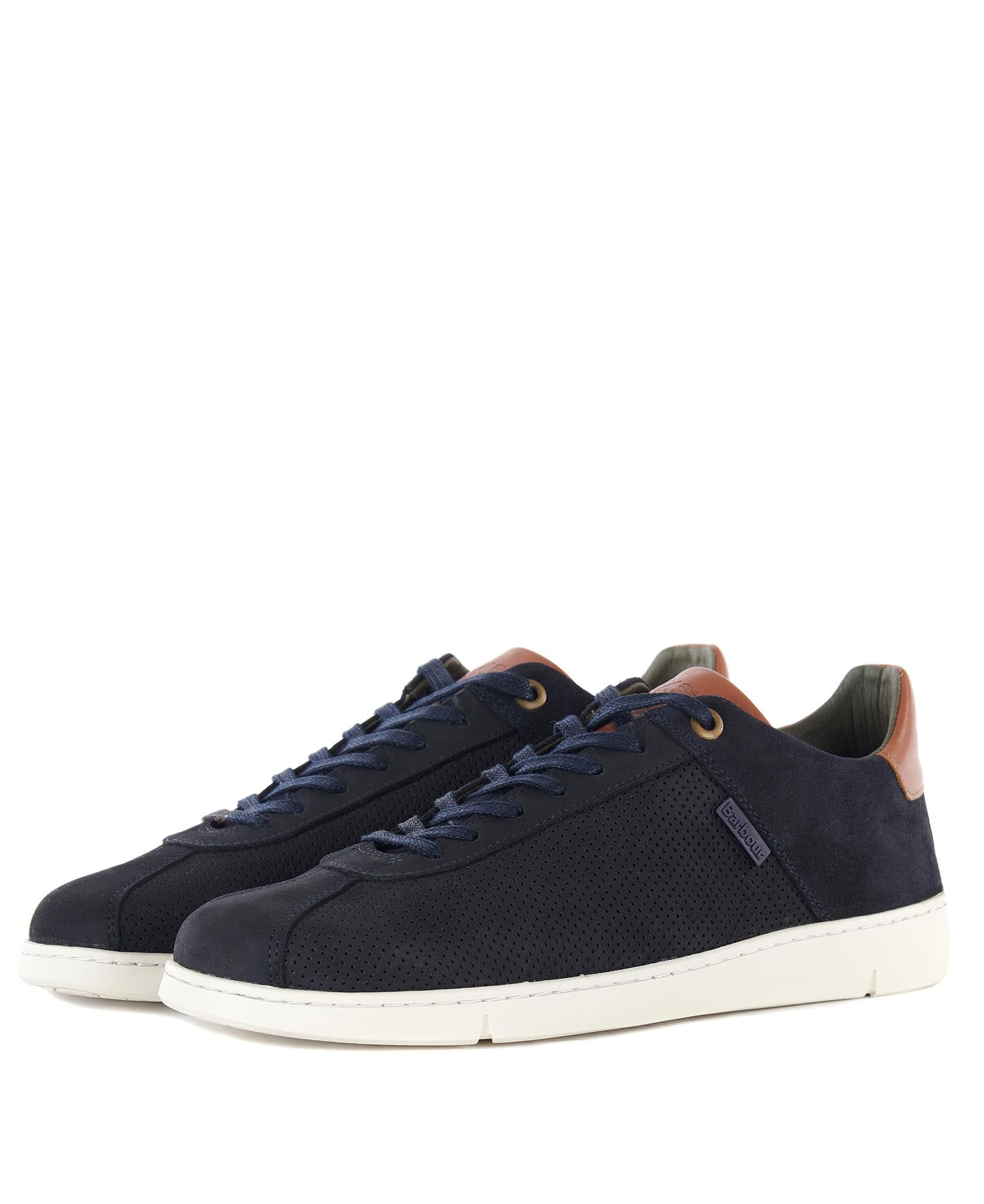 BARBOUR BUSHTAIL Navy Shoes MFO0539NY12 - 7clothing
