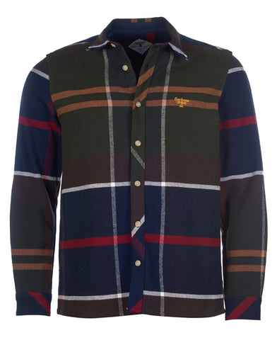 Barbour Beacon Broad Shirt Classic Barbour Beacon - 7 clothing Cardiff