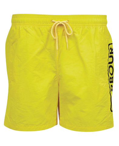 Barbour International Yellow Swim Shorts MSW0006YE51 - 7clothing