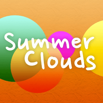 Flavour Art Summer Clouds (Fresh Fruit)