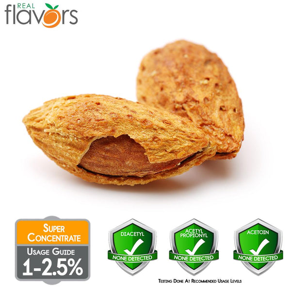 Real Flavours Almond