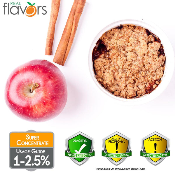 Real Flavours Apple Crumble