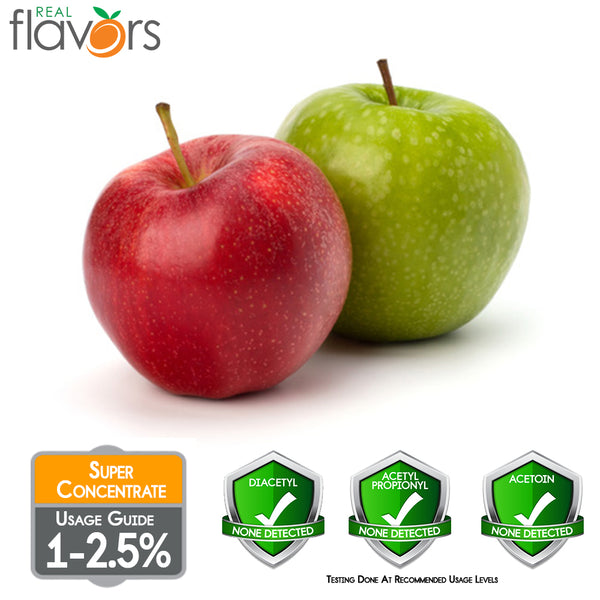 Real Flavours Apple