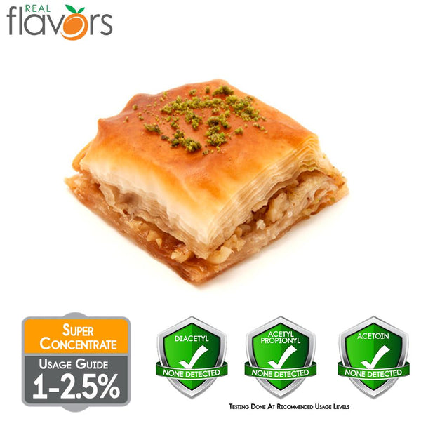 Real Flavours Baklava