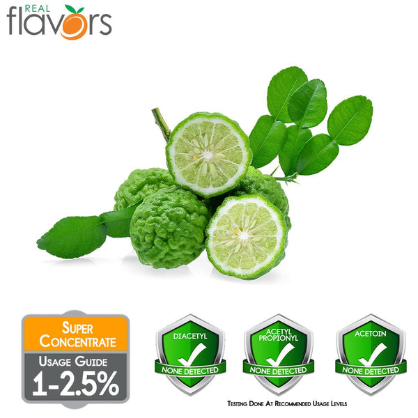 Real Flavours Bergamot