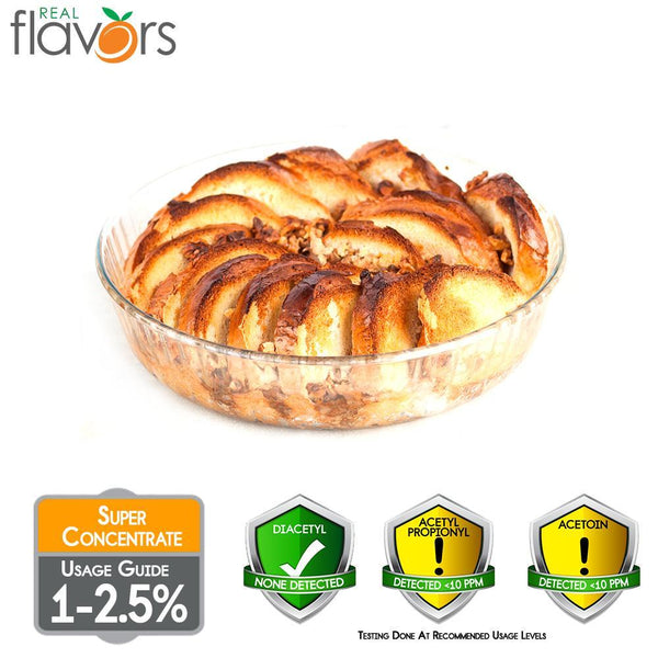 Real Flavours Bread Pudding
