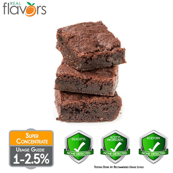 Real Flavours Brownie