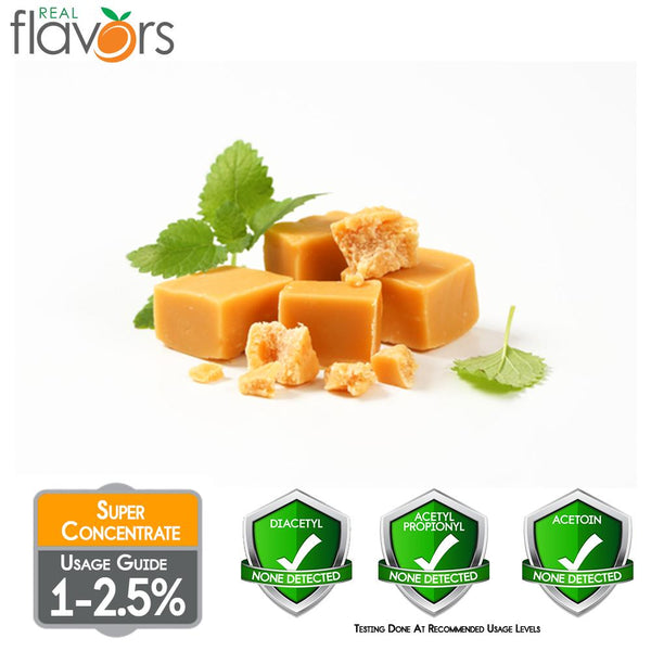 Real Flavours Butter Toffee