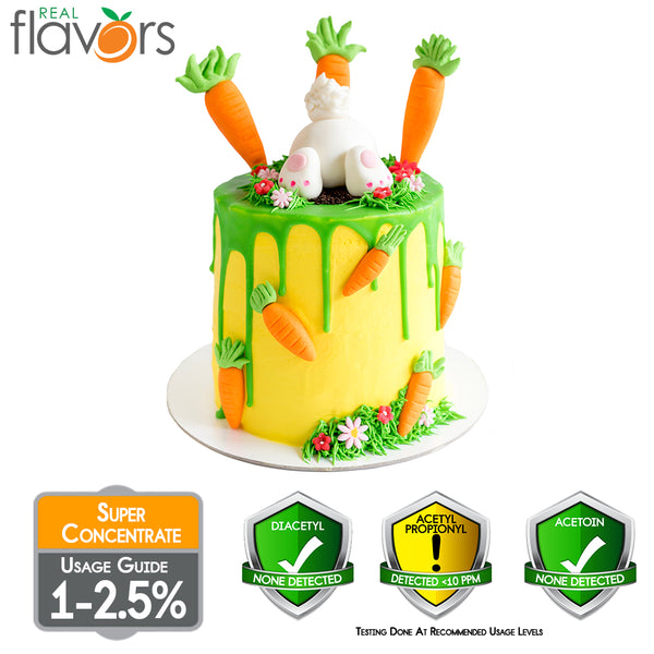 Real Flavours Carrot Cake