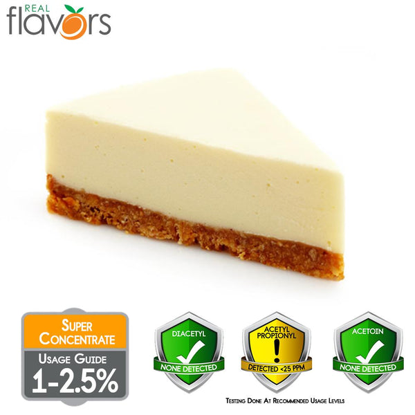 Real Flavours Cheesecake